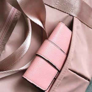 Bags - Pink Duffle Bag
